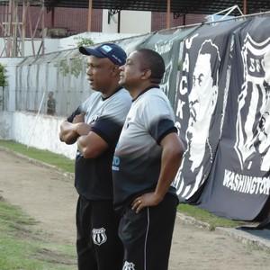 Evaristo ainda não definiu o Social  (Foto: Wilkson Tarres/Globoesporte.com)