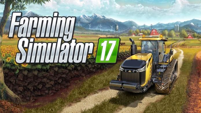 Tenha uma fazenda e cuide dos seus negócios em Farming Simulator 17 (Foto: Divulgação/Giants Software)