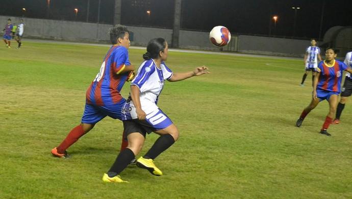 Futebol feminino; Amapá (Foto: Rosivaldo Nascimento/Arquivo Pessoal)
