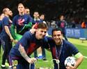 """Em texto, Xavi agradece a Messi: """"Nunca mais veremos nada parecido"""""""
