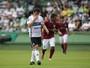 Kleber sofre edema na coxa e é dúvida no Coritiba contra o Toledo, domingo