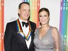 Tom Hanks anuncia que a mulher está curada do câncer de mama