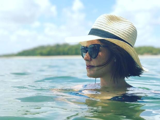 Fernanda Vasconcellos (Foto: Reprodução / Instagram)