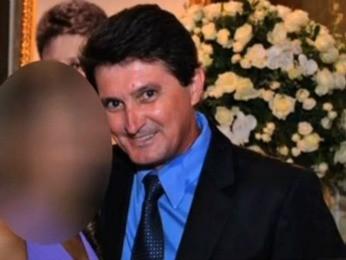 José Aparecido Bravo, de 53 anos, foi assassinado durante assalto à casa dele (Foto: Reprodução/TVCA)