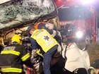 Casal morre e filho de 1 ano fica gravemente ferido em acidente