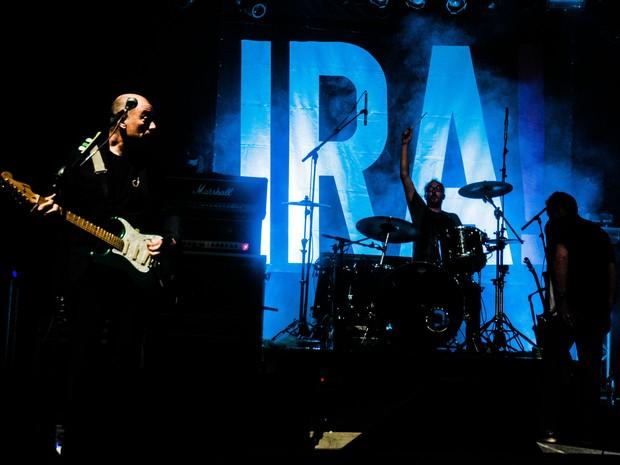 A banda Ira! se apresenta no Brew Fun Fest (Foto: Rogério Passini / Brew Fun Fest)