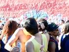 Ivete Sangalo promove diversidade e beijo gay em seu bloco