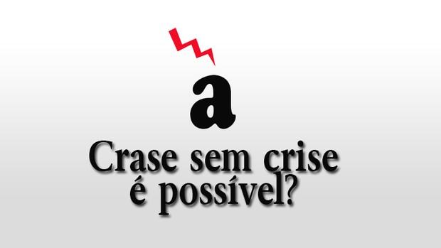 CRASE: 5 dicas de quando usar ou não essa danada (Renata Lins)