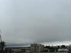 Frente fria derruba temperatura e dia começa nublado em Campo Grande