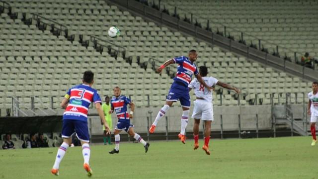 Fortaleza x River-PI - Campeonato Brasileiro Série C 2016 ... 37a713d3e24b0