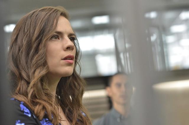 """Hayley Atwell em cena de """"Conviction"""" (Foto: Divulgação / ABC)"""