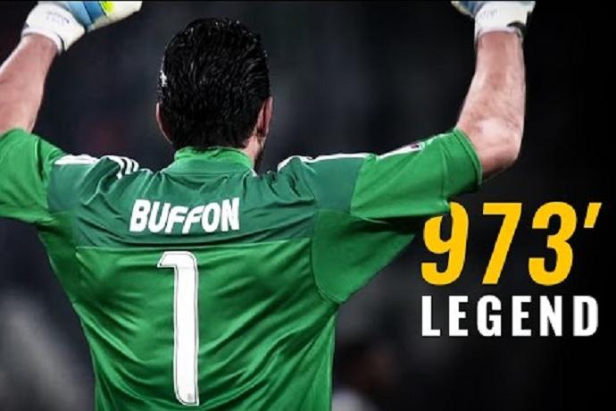 BLOG: Para homenagear nova marca de Buffon, Juventus posta um vídeo de 16 horas!