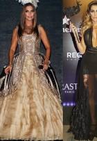 Sophia Abrahão é eleita a mais bem-vestida em baile de gala