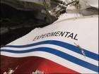 Destroços de avião experimental são encontrados em área rural de Pratânia