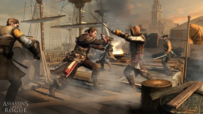 Assassin's Creed: Rogue. (Foto: Divulgação) (Foto: Assassin's Creed: Rogue. (Foto: Divulgação))