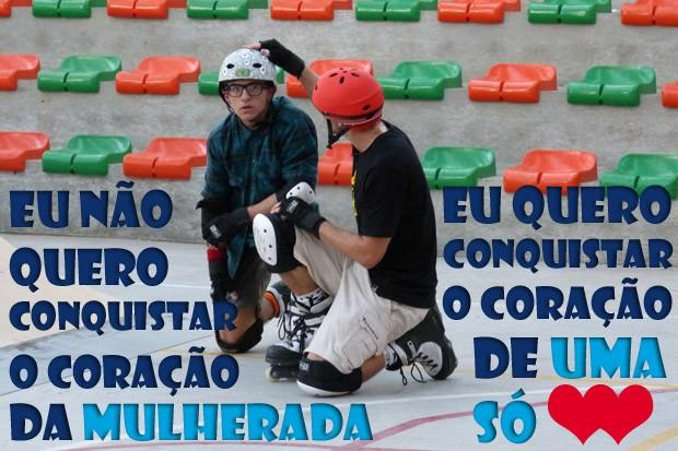 Orelha apaixonado (Foto: Malhação / TV Globo)