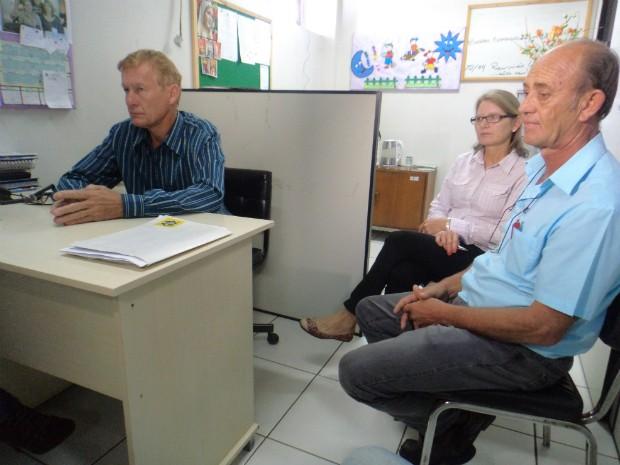 Conselho Tutelar caso Bernardo RS Três Passos (Foto: Caetanno Freitas/G1)