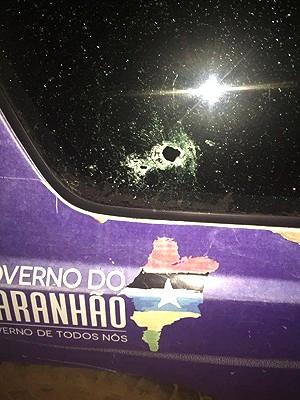 Criminosos atacaram viaturas e prédios da polícia (Foto: Divulgação/15º BPM)