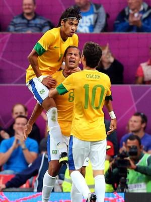 Seleção Brasileira (Foto: Stanley Chou/Getty Images)