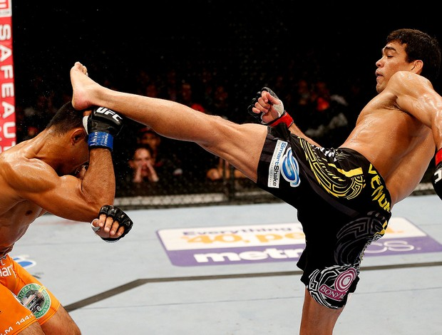 ufc Mark Munoz; e Lyoto Machida (Foto: Ag�ncia Getty Images)