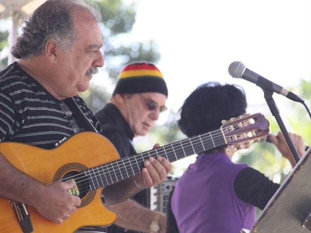 Músicos se apresentam a partir das 11h neste domingo (7) (Foto: Divulgação / Prefeitura)