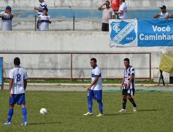 Luciano Henrique Taubaté x Inter de Limeira (Foto: Filipe Rodrigues)