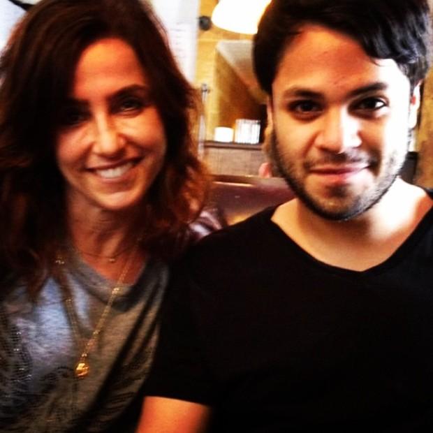 Pedro de Almeida e Monique Curi (Foto: Reprodução/ Instagram)