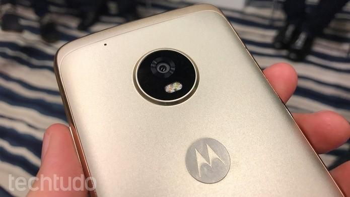 Câmera do Moto G5 Plus grava em 4K (Foto: Thássius Veloso/TechTudo)