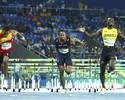 Jamaicano fatura ouro nos 110m com barreiras; brasileiros param nas semis