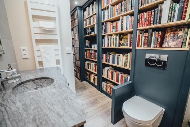La-Librairie-livraria-biblioteca-hotel-Paris  (Foto: Reprodução)