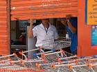 Assaltantes levam CPU's com imagens do assalto a supermercado