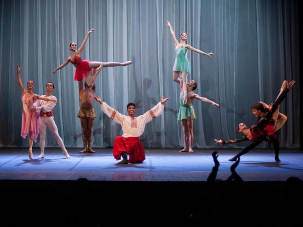 Haverá seleção para a Companhia Bolshoi em Búzios (Foto: Divulgação)