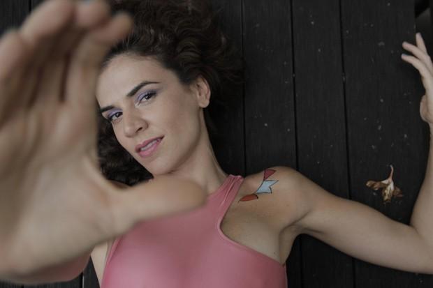 Mariana Aydar lança seu novo bloco, o Forrozin, no Festival de Pré-Carnaval do Baixo Augusta (Foto: Divulgação)