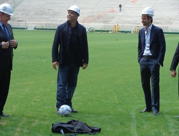 Ronaldo Arena do Grêmio (Foto: Tomás Hammes / GLOBOESPORTE.COM)