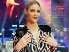 Fernanda Lima fala da paixão por anéis, mas revela: 'Não uso aliança'