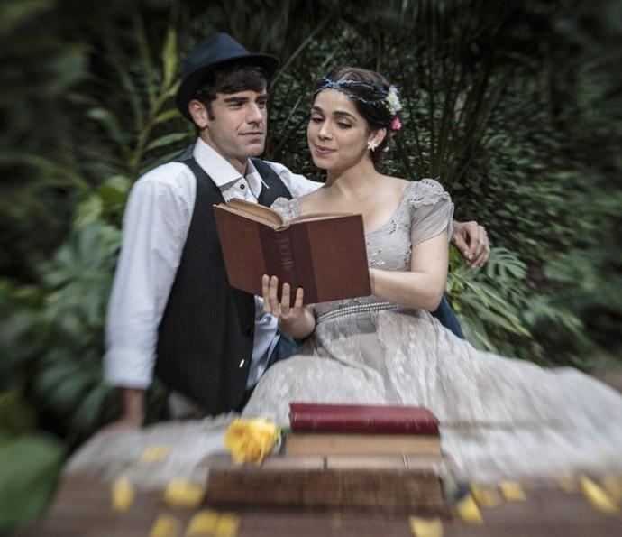 'É um casal que conseguiu se comunicar com o público de forma muito verdadeira', diz Pitombo sobre Shirlipe (Foto: Felipe Monteiro/Gshow)