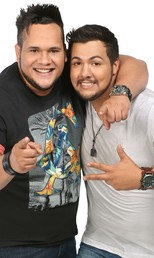Zé Ricardo e Thiago (Foto: Zé Ricardo e Thiago/Divulgação)