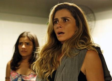 Gibson toma decisão, e Atena fica em choque