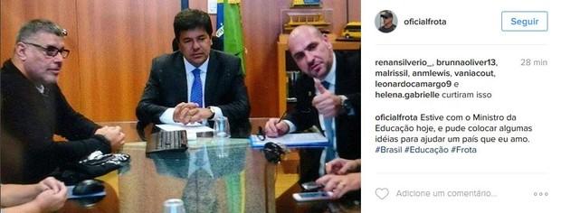 Alexandre Frota (Foto: Reprodução/Instagram)