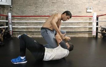 """Melendez sobre Barboza: """"Assustador, muitos no UFC não querem encará-lo"""""""