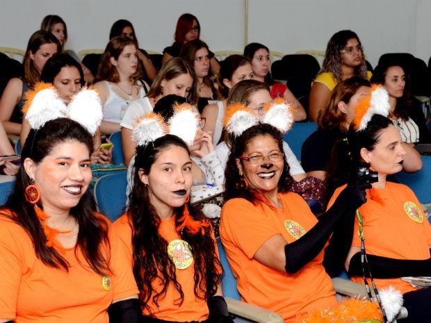 Evento proporciona troca de experiências e aprendizado entre os participantes (Foto: Zaqueu Proença)