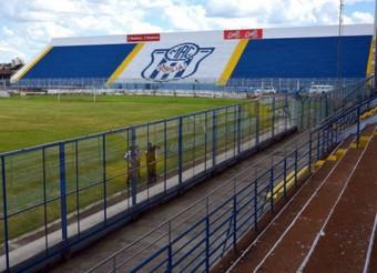 Estádio Abreuzão, Marília (Foto: Divulgação)