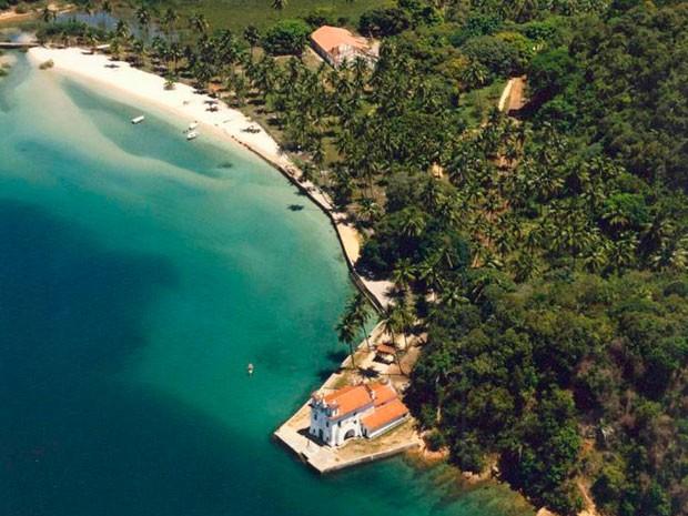 Ilha dos Frades Bahia (Foto: Divulgação/TRT-5)