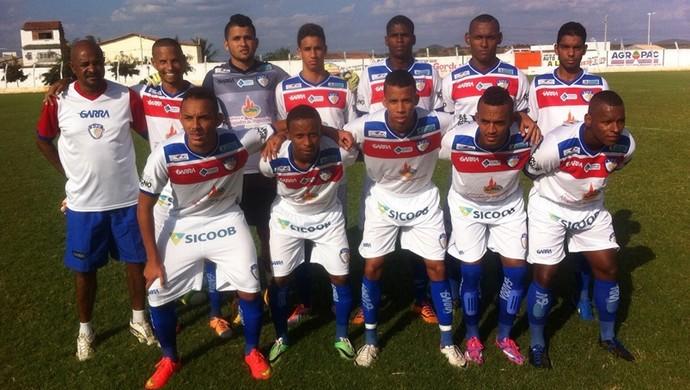 Afogados da Ingazeira FC 2015 (Foto: Divulgação / Afogadense F.C)