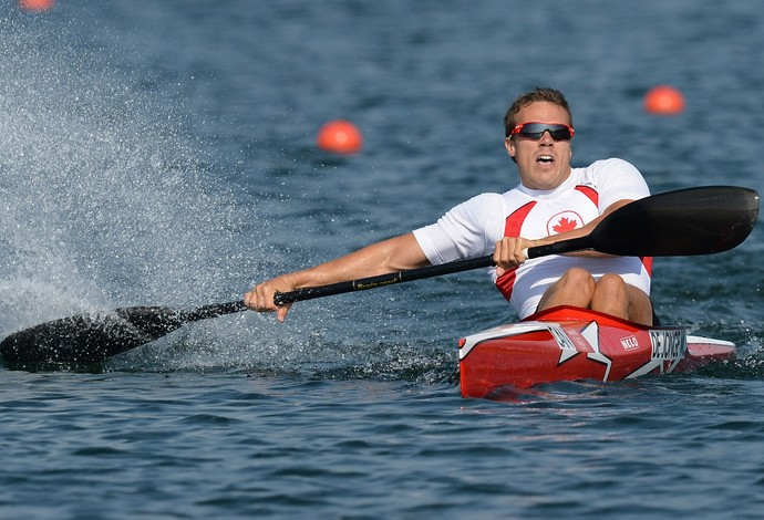 Mark de Jonge, do Canadá (Foto: Francisco Leong - IOPP Pool /Getty Images)