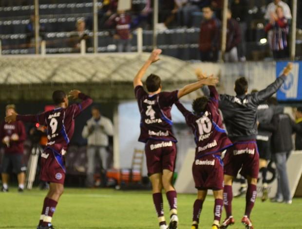 caxias pelotas gauchão (Foto: Geremias Orlandi/Divulgação)
