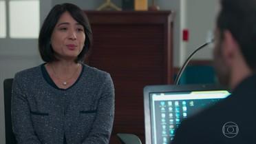 Bóris pede que Mitsuko convoque uma reunião de pais