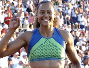 Atletismo 2006 Marion Jones (Foto: Getty Images)