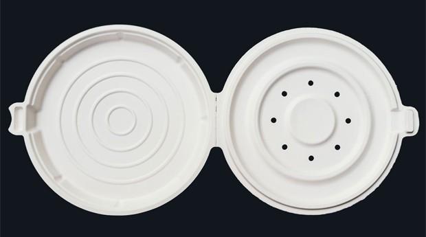 Desenho da caixa de pizza da Apple  (Foto: Reprodução)
