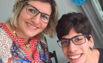 Juiz determina reavaliação de redação do Enem de jovem com hidrocefalia (Arquivo Pessoal/Mônica Nunes)